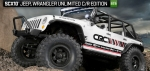 Axial SCX10 2012 Jeep Wrangler Unlimited C/R Edition 1/10th Scale Electric 4WD – RTR AX 90035