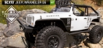 Axial SCX10 Jeep Wrangler G6 1/10th Scale Electric 4WD - Kit  AX90034